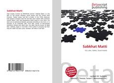 Bookcover of Sabkhat Matti
