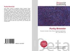 Capa do livro de Punky Brewster