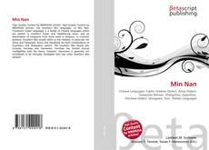 Min Nan kitap kapağı