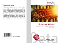 Bookcover of Sextupole Magnet