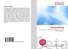 Bookcover of Sleepwalking