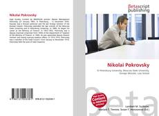 Bookcover of Nikolai Pokrovsky