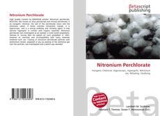 Couverture de Nitronium Perchlorate