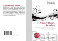 Buchcover von St Andrew's Church, Jerusalem