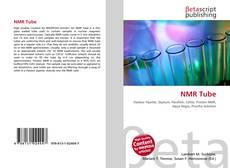 Copertina di NMR Tube