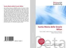 Bookcover of Santa Maria delle Grazie Milan