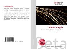 Borítókép a  Photocatalysis - hoz