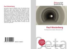 Обложка Paul Westerberg