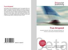 Bookcover of True Airspeed