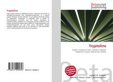 Bookcover of Tryptoline