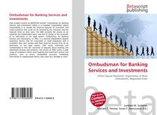 Buchcover von Ombudsman for Banking Services and Investments