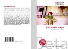 Buchcover von Rob Niedermayer