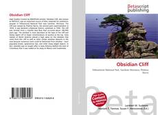 Bookcover of Obsidian Cliff