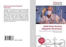 Bookcover of Solid-State Nuclear Magnetic Resonance