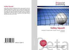 Bookcover of Volley Squash