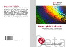 Borítókép a  Upper Hybrid Oscillation - hoz