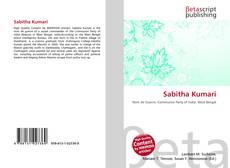 Bookcover of Sabitha Kumari