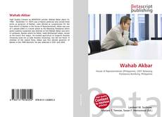 Bookcover of Wahab Akbar