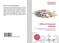 Capa do livro de Office of Financial Stability