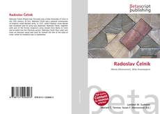 Bookcover of Radoslav Čelnik
