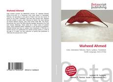 Bookcover of Waheed Ahmed