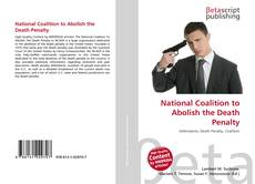Обложка National Coalition to Abolish the Death Penalty