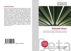 Waheed Omer kitap kapağı