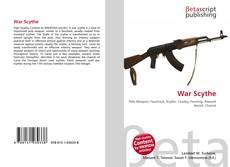 Bookcover of War Scythe
