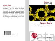 Capa do livro de Wasted Spark