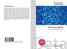 Portada del libro de Third Eye Blind