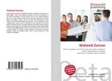 Bookcover of Waheed Zaman