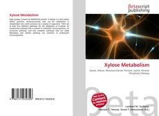 Обложка Xylose Metabolism
