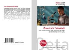 Bookcover of Zirconium Tungstate