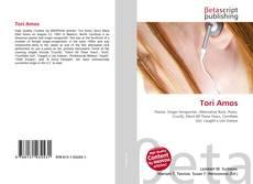 Capa do livro de Tori Amos