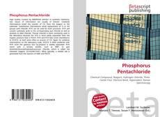 Portada del libro de Phosphorus Pentachloride