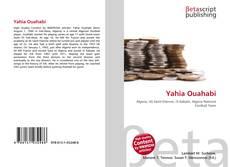 Couverture de Yahia Ouahabi