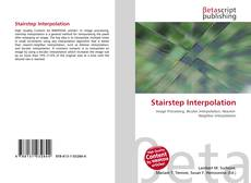 Couverture de Stairstep Interpolation