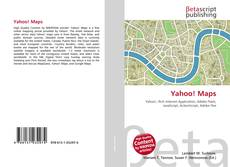 Bookcover of Yahoo! Maps