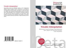 Bookcover of Tricubic Interpolation