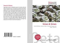 Bookcover of Simon & Simon