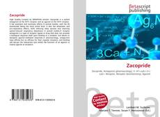 Bookcover of Zacopride