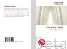 Buchcover von Titanium Carbide