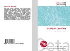 Buchcover von Titanium Diboride