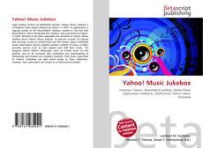 Buchcover von Yahoo! Music Jukebox