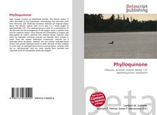 Bookcover of Phylloquinone