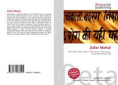 Bookcover of Zafar Mahal