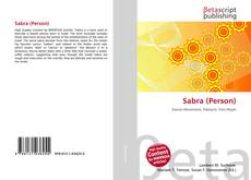 Bookcover of Sabra (Person)