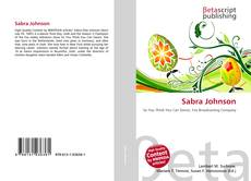 Bookcover of Sabra Johnson