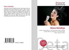 Buchcover von Nona Hendryx