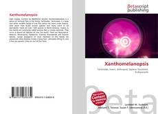 Portada del libro de Xanthomelanopsis